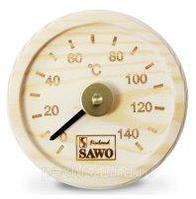 Термометр для сауны круглый д. 18 см