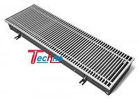 Внутрипольные конвекторы отопления KVZV 250-85-2200 (вент.)