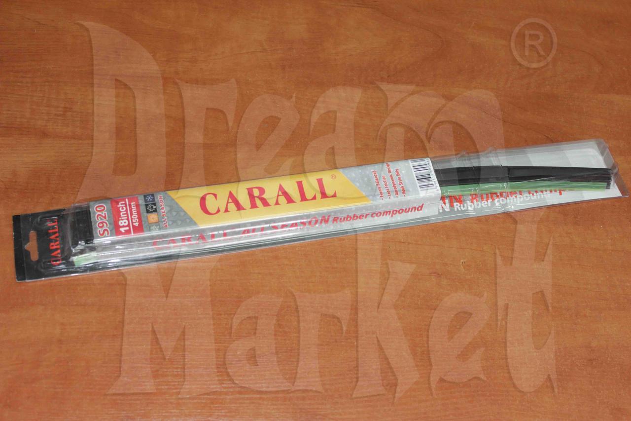 """Щетка стеклоочистителя Carall 18"""" 450мм гибридная"""