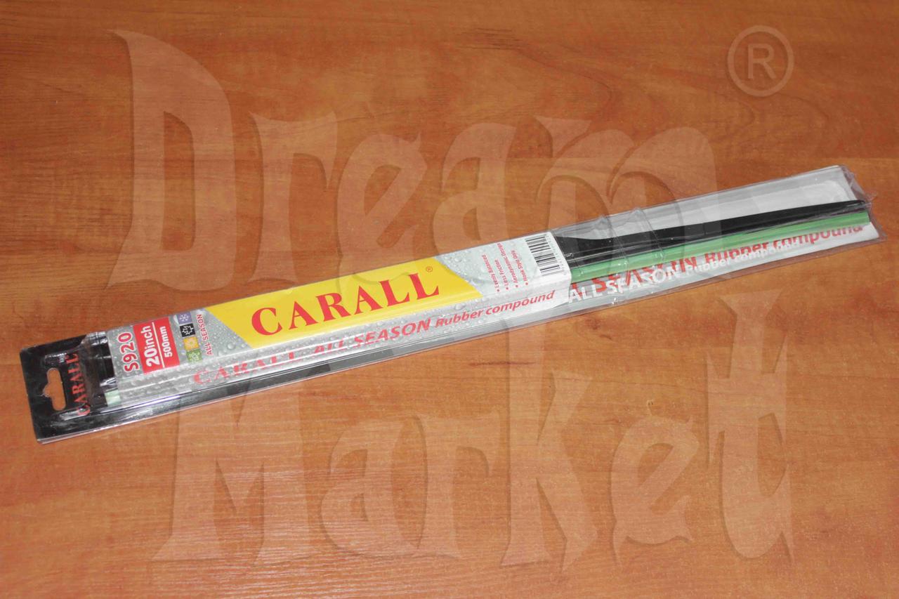 """Щетка стеклоочистителя Carall 20"""" 500мм гибридная"""
