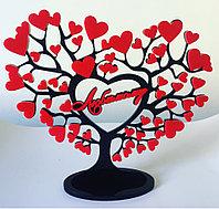 Сувенир дерево из акрила