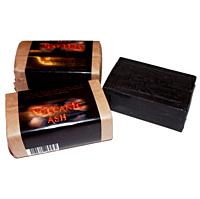 Арабское мыло из пепла вулкана против прыщей