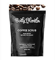 Кофейный скраб Body Blendz