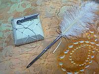 Свадебные ручки для росписи в загсе