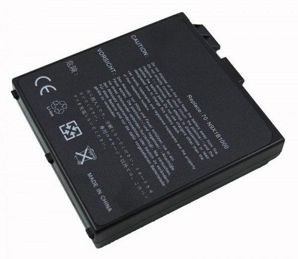 Аккумулятор для ноутбука Asus A4 (14.8V 4400 mAh)
