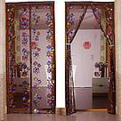 Сетка москитная для дверей с магнитной лентой (100х210см) Moskit, фото 3