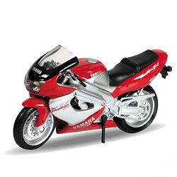 1/18 Welly Yamaha YZF1000R Thunderace 2001