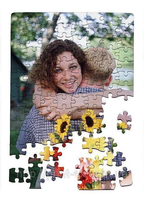Печать на пазле, мозаике (фотопазл)