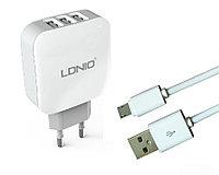 Зарядное устройство LDNIO Micro USB DL-AC70