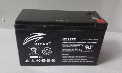 Аккумулятор для ИБП 12V 7.2Ah