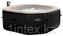 Intex СПА-бассейн Jet and Bubble Deluxe 150/201х71см,восьмигр, гидромас+пузыр,хлорогенератор