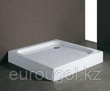 Поддон душевой акриловый квадратный 90×90 SunWay
