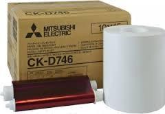 Фотобумага Mitsubishi CK-D746