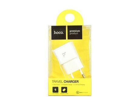 Зарядное устройство-Hoco UH202 USB CHARGER, фото 2