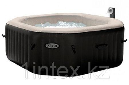 Intex СПА-бассейн Jet Massage 168/218х71см, восьмигранный с гидромассажем