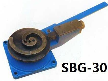 Инструмент ручной для гибки завитков SBG-30