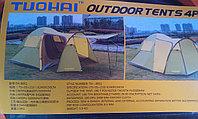 Палатка 4х местная Chanodug 8951