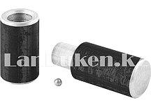 Гаражные петли с шаром 14х90 мм 4 шт СИБРТЕХ 92001 (002)