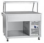 Прилавок  холодильный ПВВ(Н)-70КМ-НШ, фото 2