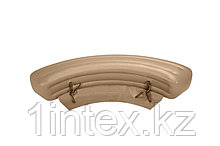 Intex Надувная скамья 193х69х34см, для СПА бассейнов Intex, беж.