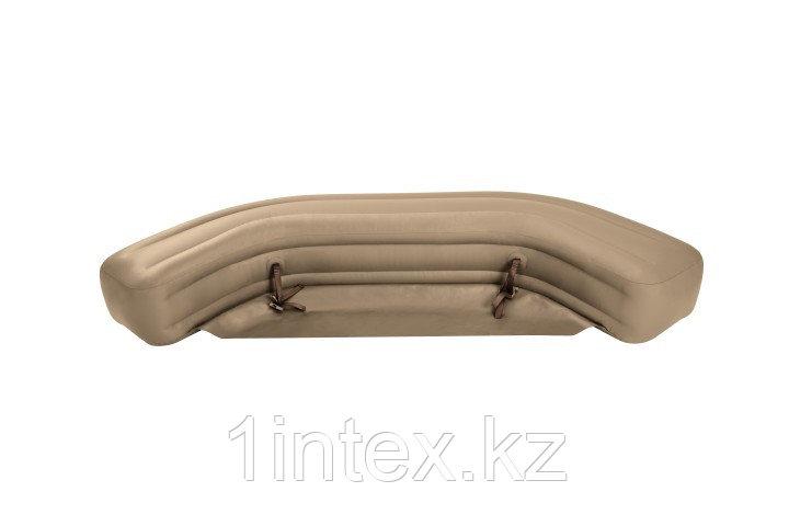 Intex Надувная скамья 211х66х34см, для восьмигранных СПА бассейнов Intex, коричневый