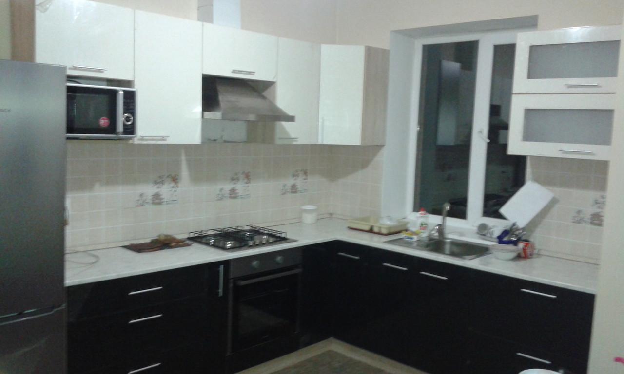 Кухонная мебель акрил