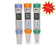 HM Digital Набор профессиональных  приборов для измерения pH, ОВП,  TDS жидких сред PHORPCOM