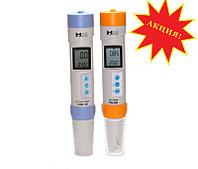 Набор профессиональных приборов для измерения pH, TDS, ЕС и температуры воды