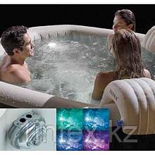 Intex Подсветка для гидромасс+пузыр. СПА, мультиколор, гидроэлектрическая