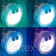 Intex Подсветка для СПА мультиколор, на батарейках