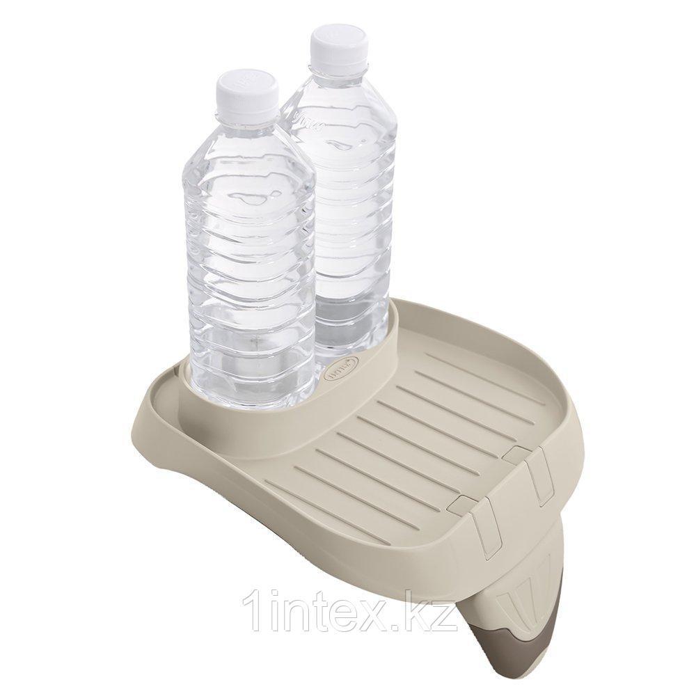 Intex Подставка под напитки для СПА-бассейнов, 26х22х18см.