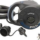 Насос электрический Quick-Fill™ 230V INTEX, фото 3