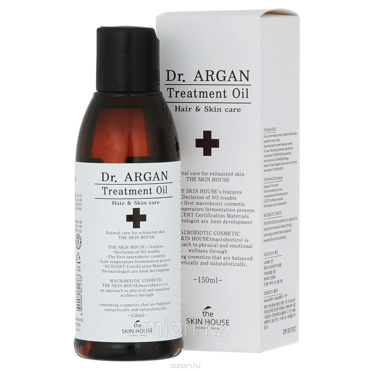 Dr. Argan Treatment Oil [TheSkinHouse]