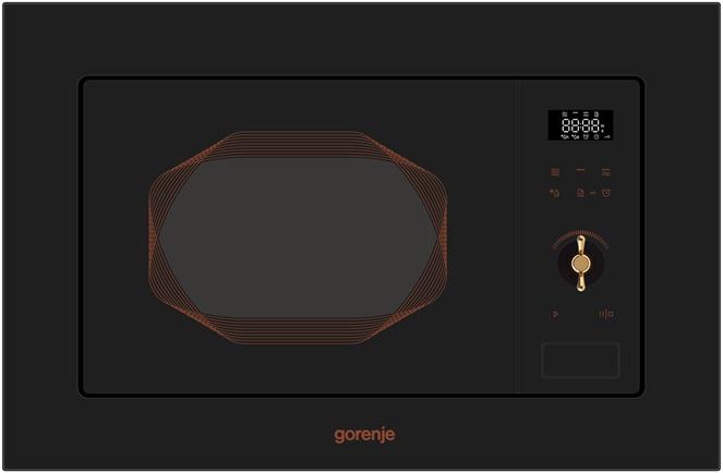 Встраиваемая Микроволновая печь с грилем Gorenje BM 201 INB