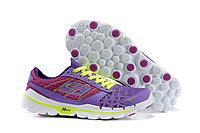 Кроссовки женские фиолетовые Skechers GoRun