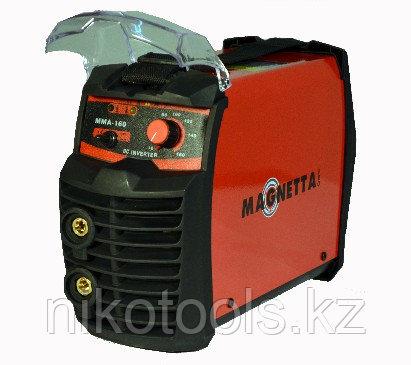 Инверторный сварочный аппарат MMA-160S IGBT MAGNETTA