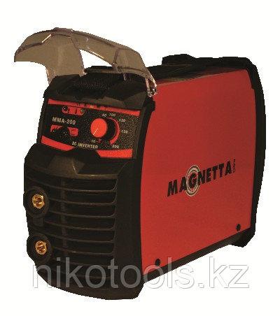 Инверторный сварочный аппарат MMA-200S IGBT MAGNETTA
