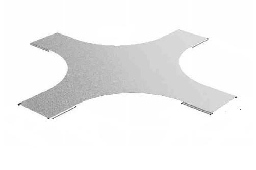 Крышка к Крестообразному разветвителю для лестничного лотка НЛО 300