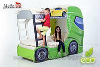 """Двухъярусная кровать-машина """"Скания+2"""" для детей до 15 лет., фото 3"""