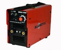 Инверторный сварочный аппарат MMA-200 IGBT MAGNETTA