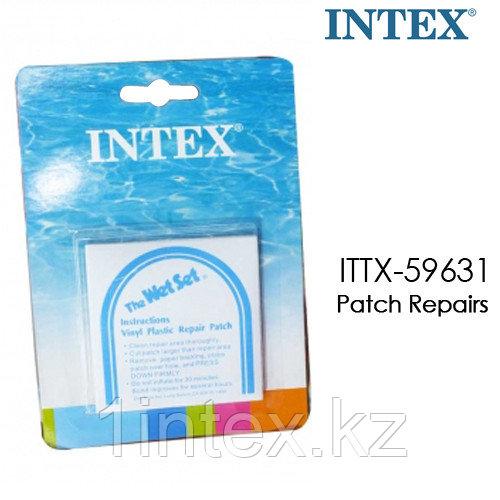 Заплатка-самоклейка для бассейнов, матрасов intex