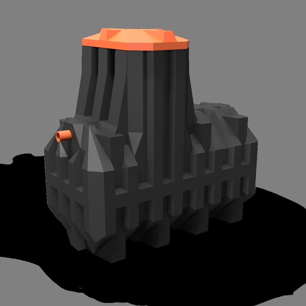 Автономная канализация ERGOBOX 10 PR