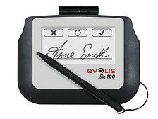 Компактная панель цифровой подписи с ЖК-дисплеем Sig100