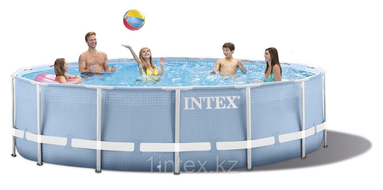 Intex Каркасный бассейн Prism Frame 366x76 см, 6503л.
