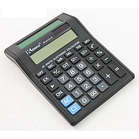 Калькулятор  KK-8122-12 двойной экран
