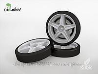 Объемные пластиковые колеса для UNO (комплект 2 шт.), фото 5