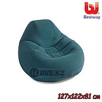 Надувное Кресло Пуфик Intex 68583 (127 / 122 / 81), фото 1