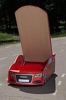 """Кровать-машина """"Ауди-А6"""" UNO для детей до 12 лет.(машинка+матрас), фото 5"""
