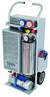 Установка Monoclima134 для заправки кондиционеров, ручное управление, (Фреон R134а), , SPIN (Италия)
