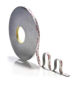 Серый двухсторонний скотч 3M™ VHB RP45 (1,1мм) 12,7ммХ33м